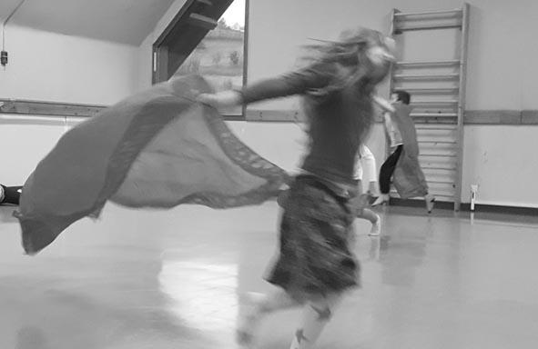 Mouvement créatif dansé – ateliers enfants